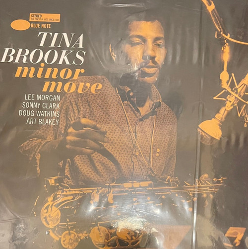Tina Brooks - Minor Move (Tone Poet -Gently Used Copy)
