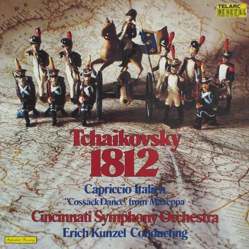 "Pyotr Ilyich Tchaikovsky - 1812 ⋆ Capriccio Italien ⋆ ""Cossack Dance"" From Mazeppa (Famous Telarc  Release)"