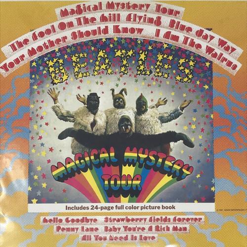 The Beatles - Magical Mystery Tour (2014 Mono Reissue)
