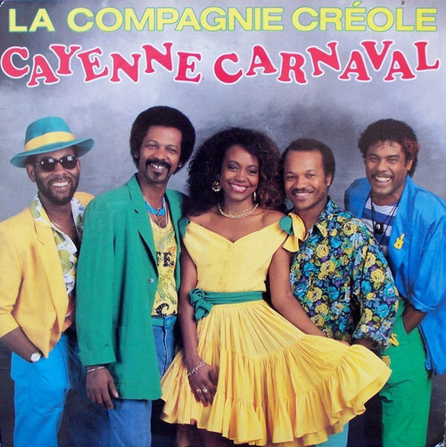 La Compagnie Créole - Cayenne carnaval (In Open Shrink - Emballage Ouvert)