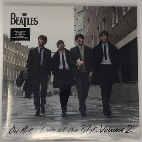 The Beatles -  'On Air - Live at the BBC Volume 2'