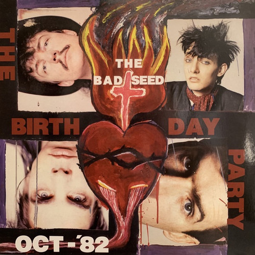 The Birthday Party - The Bad Seed / Mutiny!