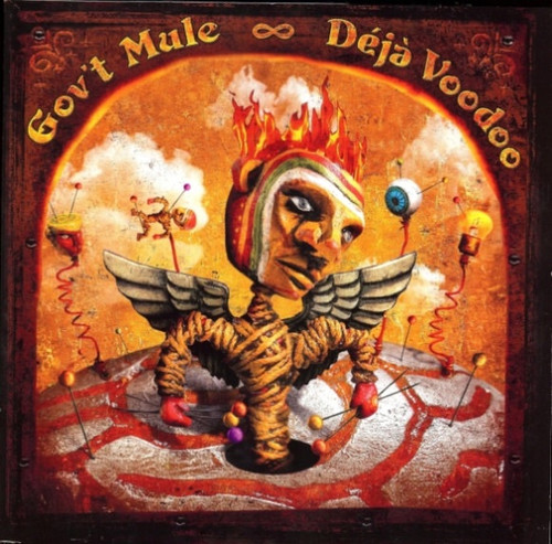 Gov't Mule - Déjà Voodoo ( Music on Vinyl)