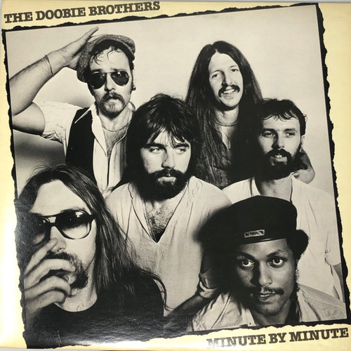 The Doobie Brothers - Minute by Minute (VG/VG+)
