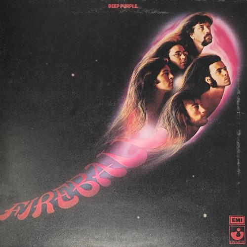 Deep Purple - Fireball (UK 2nd  Pressing)