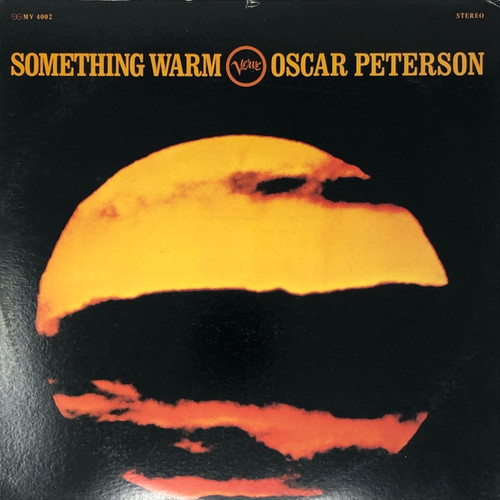 Oscar Peterson - Something Warm (Stereo Japanese Pressing)
