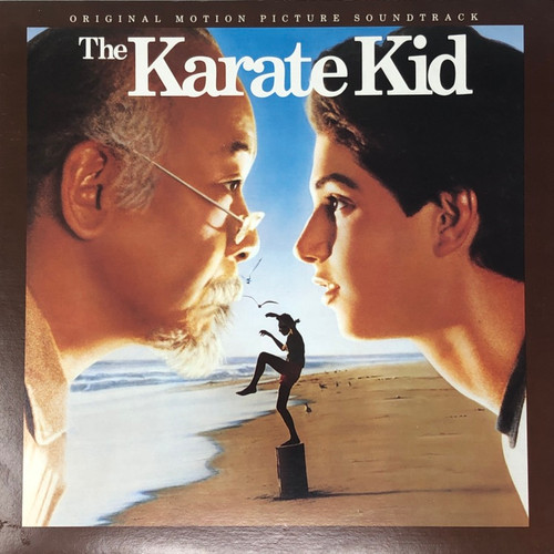Various - The Karate Kid (Original Motion Picture Soundtrack)