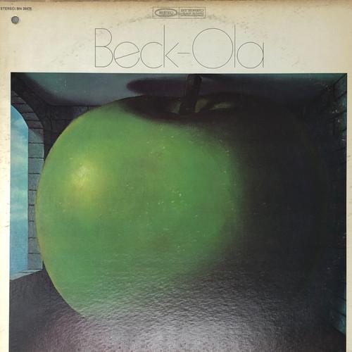 Jeff Beck - Beck-Ola (Yellow Epic Label)