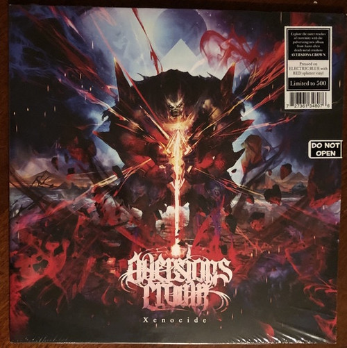 Aversions Crown - Xenocide ( Limited Edition 500 on Splatter vinyl)