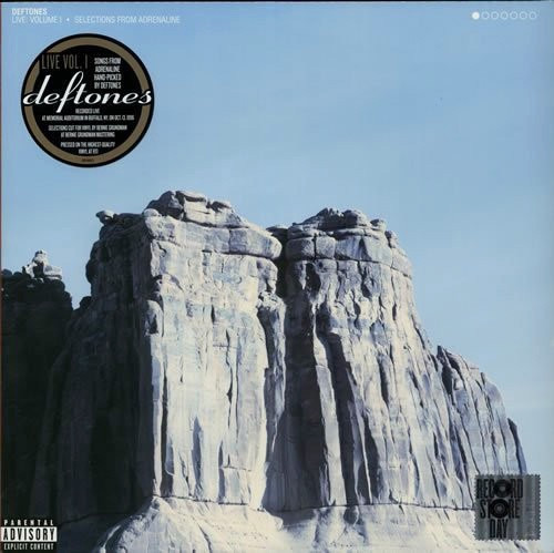 Deftones - Live: Volume I • Selections From Adrenaline