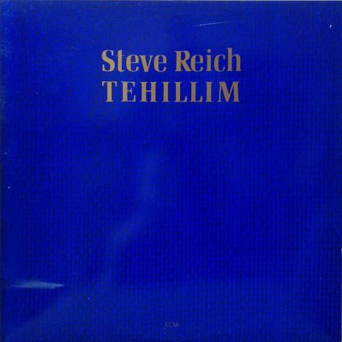 Steve Reich - Tehillim (VG+/NM)