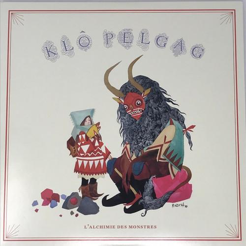 Klo Pelgag - L'Alchimie des monstres (Ré-édition)