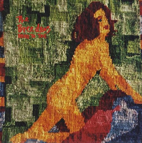 "The Breeders - Head to Toe (1994 4AD 7"" Single on Mint Green Vinyl)"