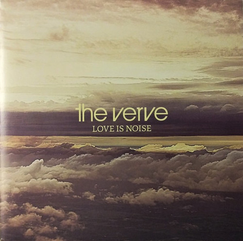 """The Verve - Love is Noise (UK 2008 7"""" Single on Clear Vinyl)"""