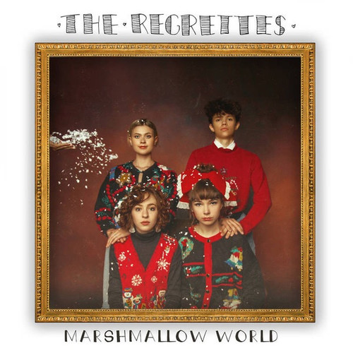 The Regrettes - Marshmallow World (RSD 2016 Limited Edition)