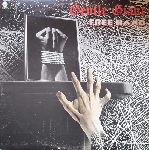 Gentle Giant - Free Hand