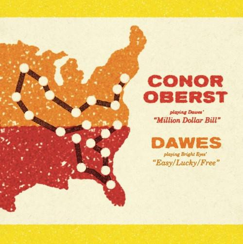 "Conor Oberst - Million Dollar Bill / Easy/Lucky/Free (RSD 2014 7"" Single)"