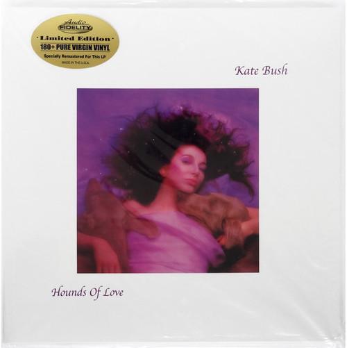 Kate Bush - Hounds Of Love ( Sealed 2010 Audio Fidelity)