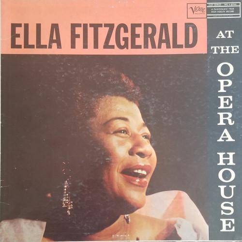 Ella Fitzgerald - Ella Fitzgerald At The Opera House