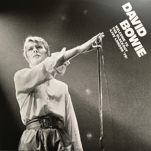 David Bowie - Welcome To The Blackout (Live London '78 - RSD)