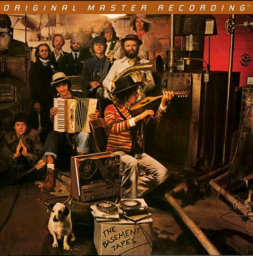 Bob Dylan and the Band -  The Basement Tapes (MoFi )