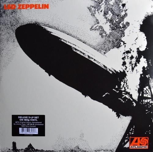 Led Zeppelin - Led Zeppelin ( 2014 3LP Remastered )