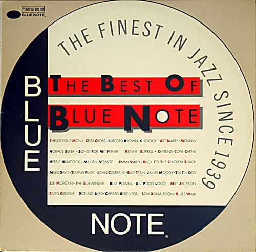 Various - The Best Of Blue Note (2 LP VG+/NM)
