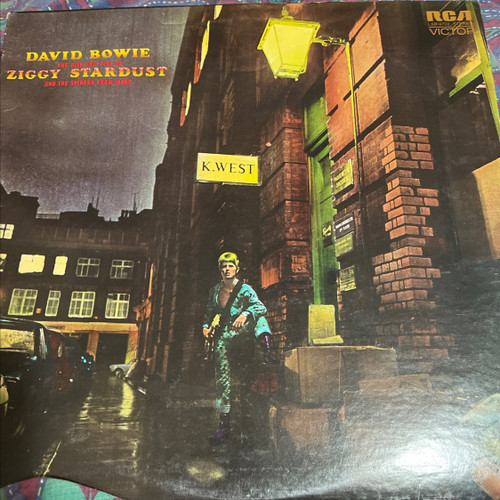 David Bowie - Ziggy Stardust and the Spiders from Mars (USA Pressing)