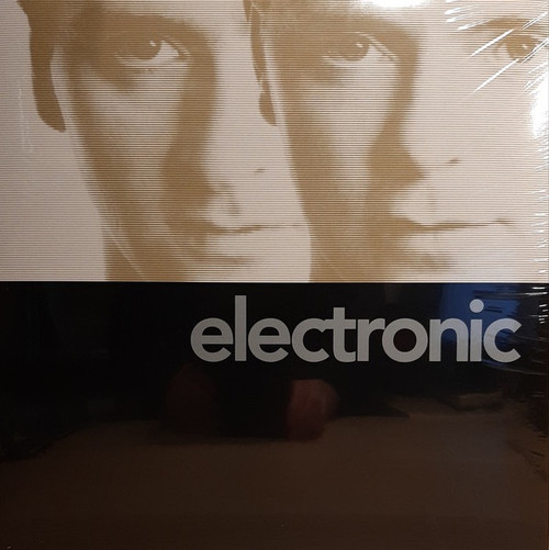 Electronic - Electronic ( Johnny Marr - Bernard Sumner)