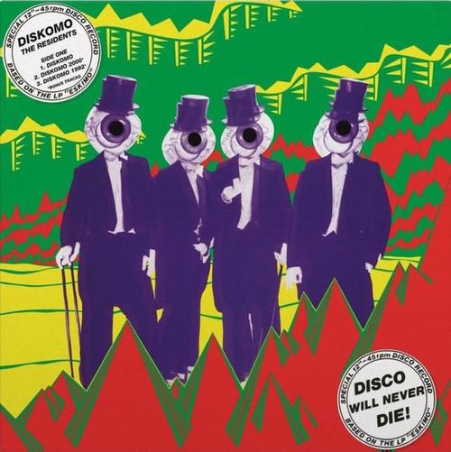 The Residents - Diskomo / Goosebump