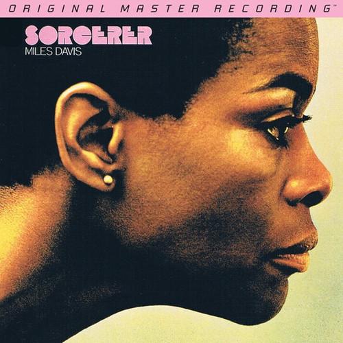 Miles Davis - Sorcerer ( Out of Print MoFi numbered)