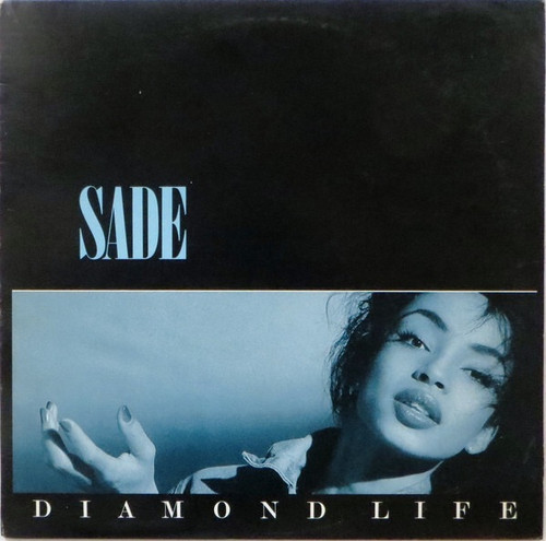 Sade - Diamond Life (Early US Pressing NM/VG+)
