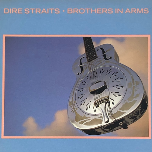 """Dire Straits - Brothers in Arms (UK 7"""" Single)"""