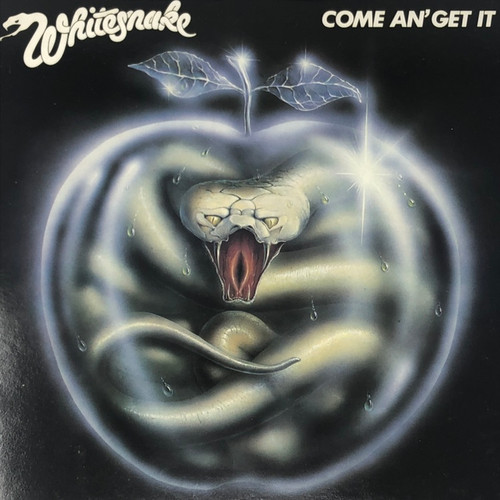 Whitesnake - Come An' Get It (UK Pressing VG+)