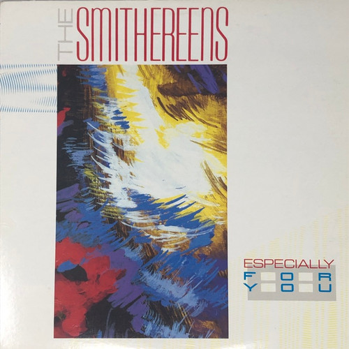 The Smithereens - Especially For You (VG+)