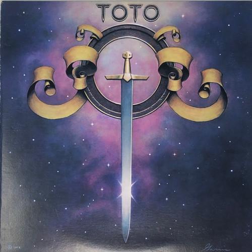 Toto - S/T (NM/VG+)