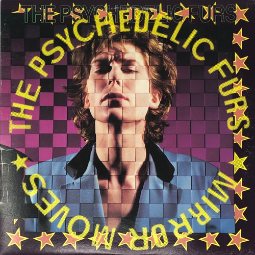 The Psychedelic Furs - Mirror Moves (VG+/VG)