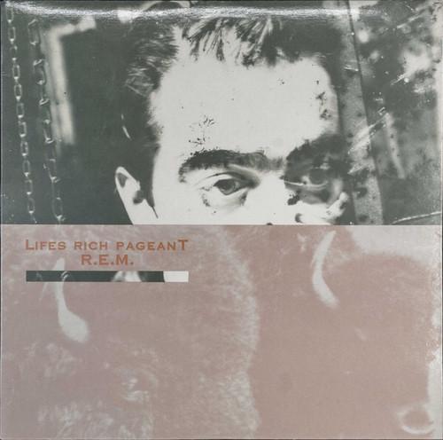 R.E.M. - Lifes Rich Pageant (Canadian 1st Pressing)
