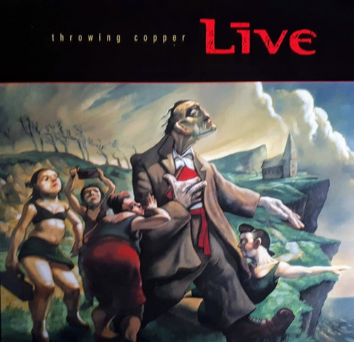 Live - Throwing Copper ( 2014 release on Music on Vinyl)