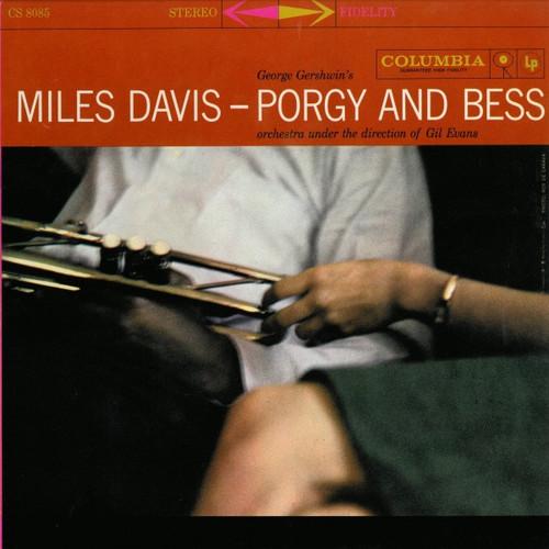 Miles Davis - Porgy And Bess (Stereo 6 eye 1959 -  VG+/VG+)