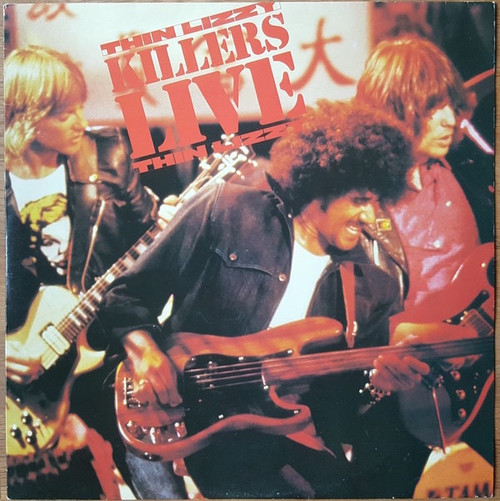 Thin Lizzy - Killers Live