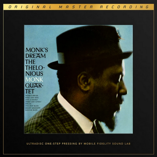 Thelonious Monk - Monk's Dream (MoFi One-Step)