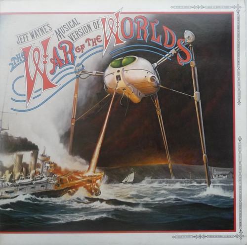 Jeff Wayne - The War Of The Worlds (original UK pressing - NM)
