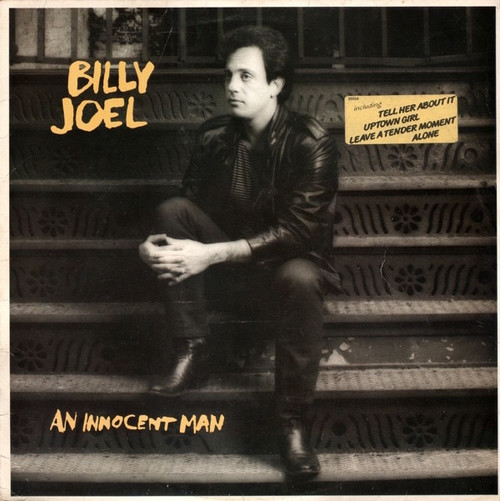 Billy Joel - An Innocent Man (Dutch import NM)