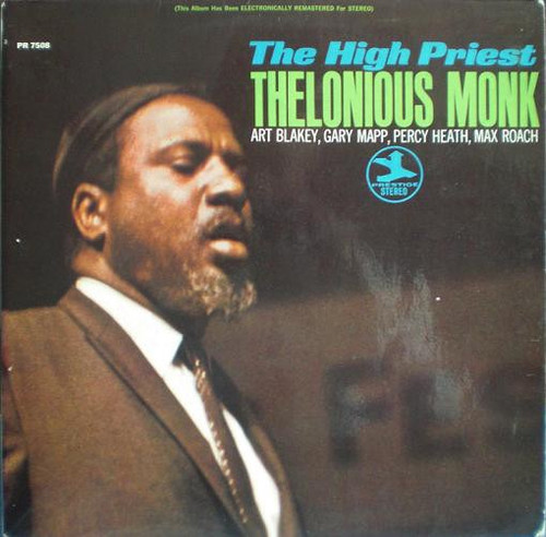 Thelonious Monk - The High Priest