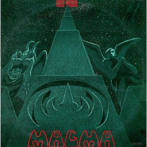 Magma (6) - Üdü Ẁüdü ( French Import NM)