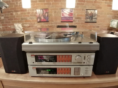 Complete Beginners Hi-Fi Stereo System