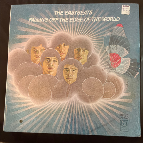 The Easybeats - Falling Off The Edge Of The World (original 1968 Mint  vinyl  in original shrink)