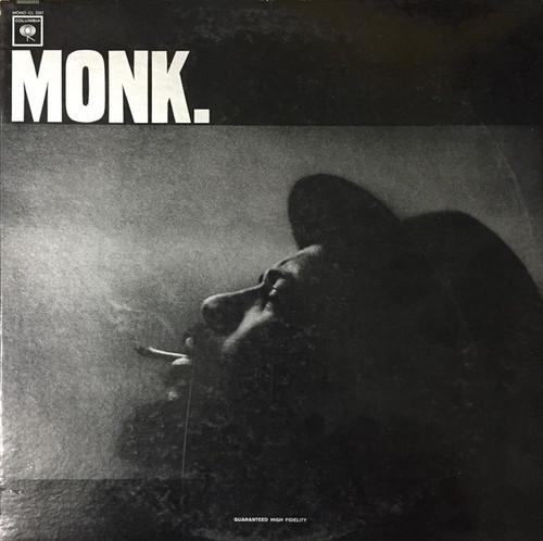 Thelonious Monk - Monk. (2 eye)