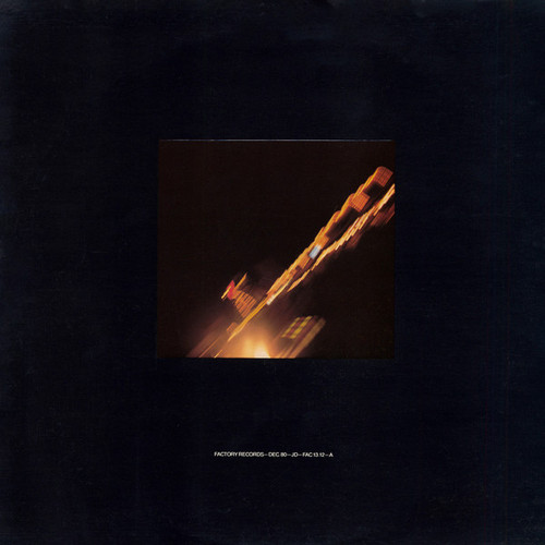 """Joy Division - Transmission (UK 12"""")"""